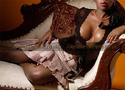 classy black female escorts london