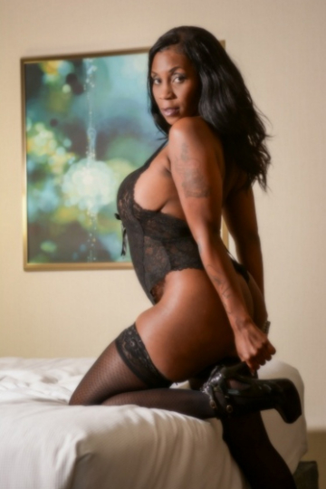 blowing high class ebony escorts
